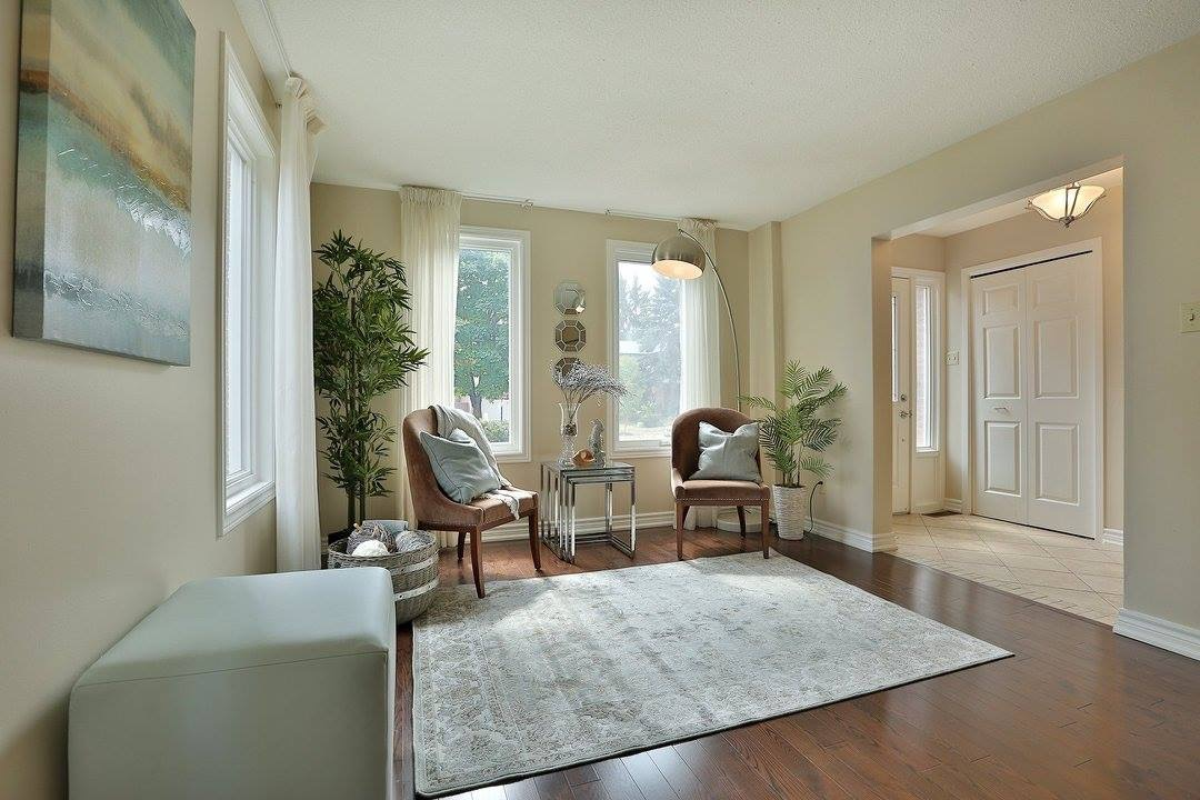 Cathian Court Mississauga Jade Home Design Group Home Staging